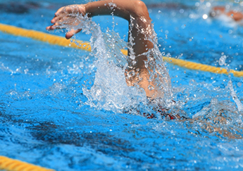「名門水泳部オフィシャルトレーナー」の技