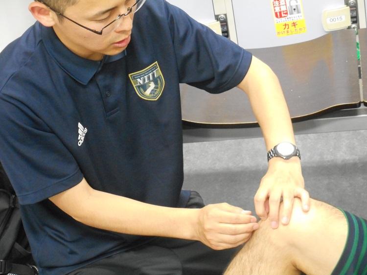 「スポーツ鍼灸」の治療法を知ろう!