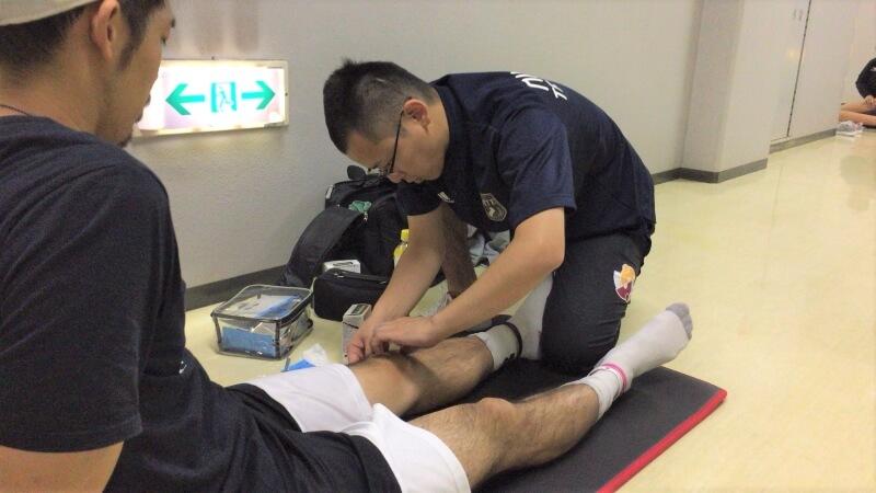 現場で使える「スポーツ鍼灸」の技