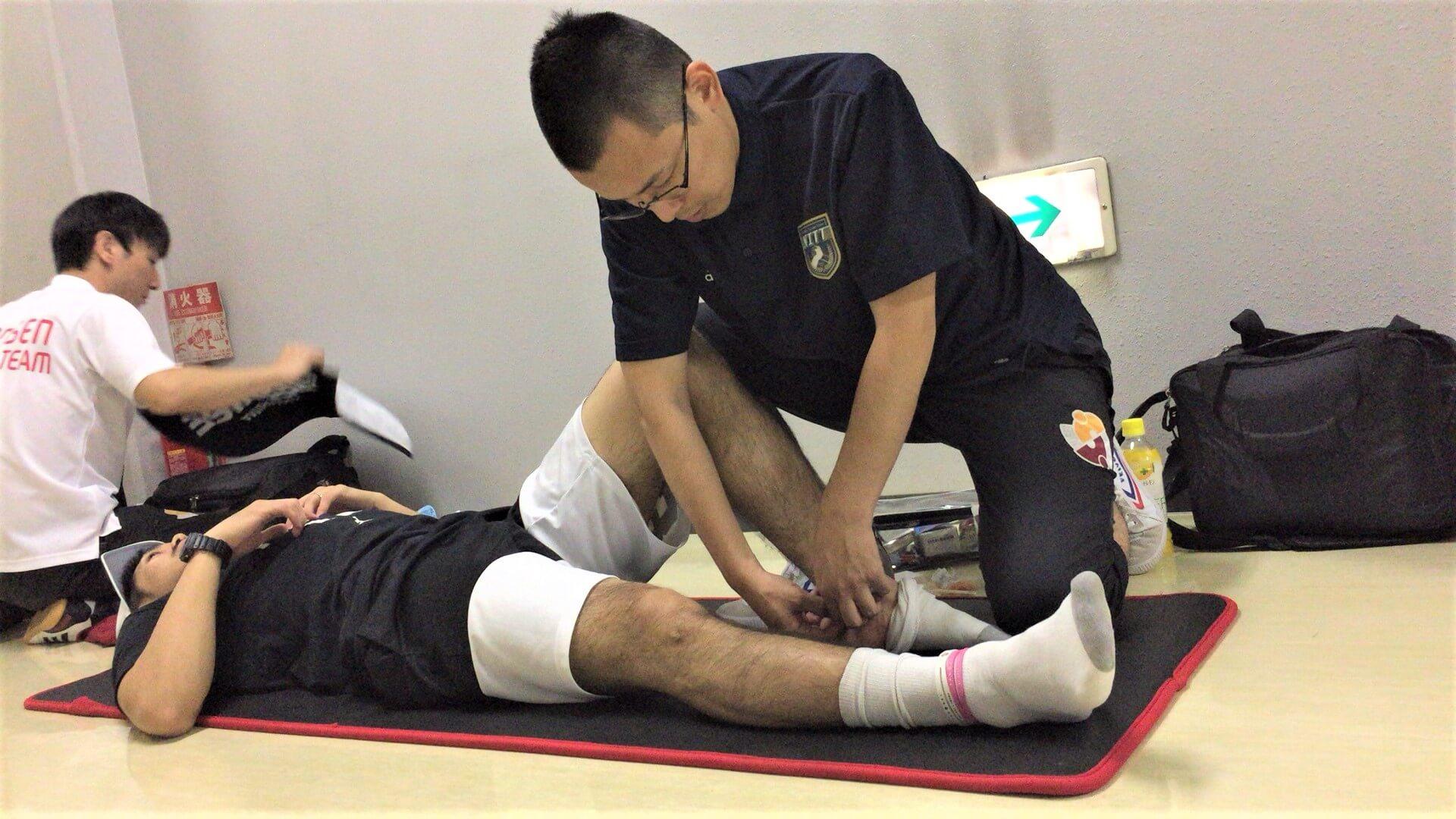 「スポーツ鍼灸」の施術を知ろう!
