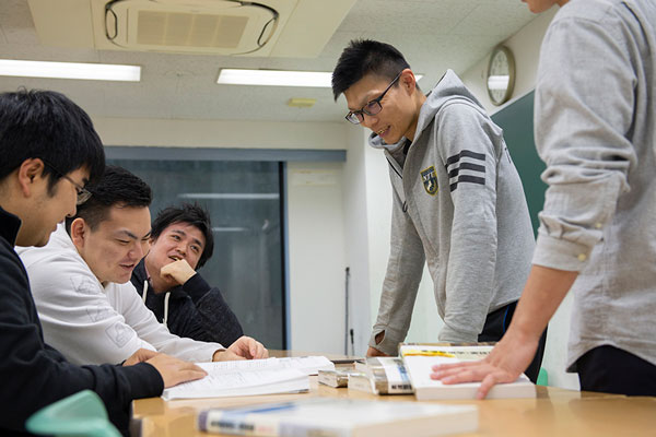 柔道整復学科説明会【来校型 or オンライン型】