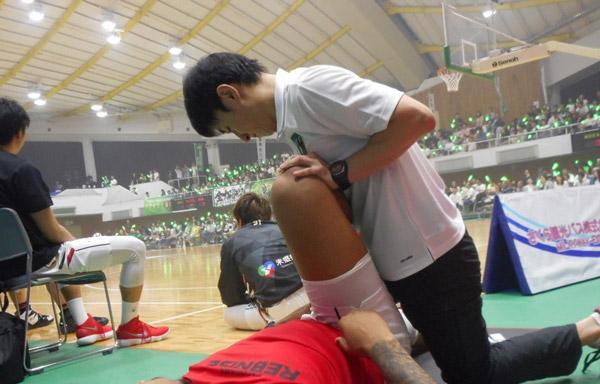 プロバスケチーム帯同トレーナーが教える 【スポーツトレーナーになる方法】